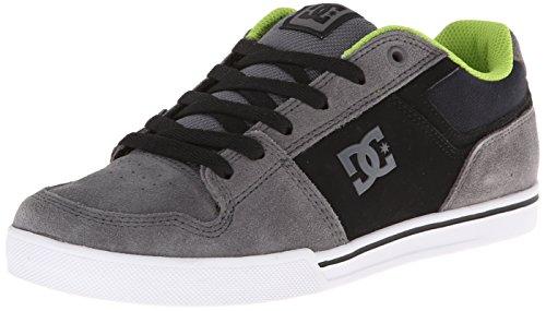DC - - Junge Männer Spiel 2 Low Top Schuhe, EUR: 39, Battleship/Lime (Battleship Schuhe)