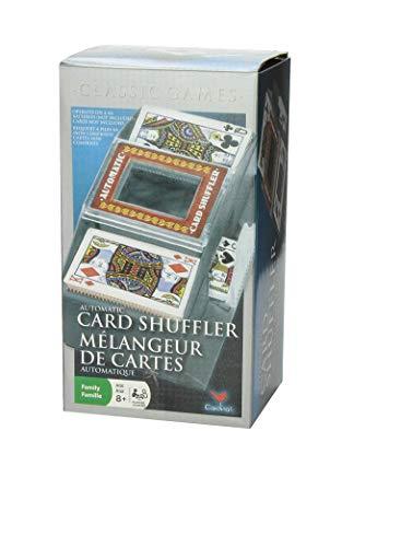 Automatic Card Shuffler 1 or 2 Decks