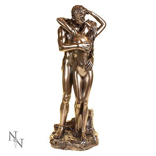 erotic-art-bronze-lovers-figurine-caress-nu-bronze-sculpture-statue-nude-mariage-anniversaire-8ans