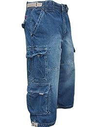 JET LAG Cargo Shorts 3/4 Hose Modell 007 S