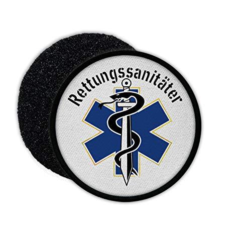 Copytec Patch Rettungssanitäter Polizei BW RettSan Sani Rettungskräfte SOL #31380