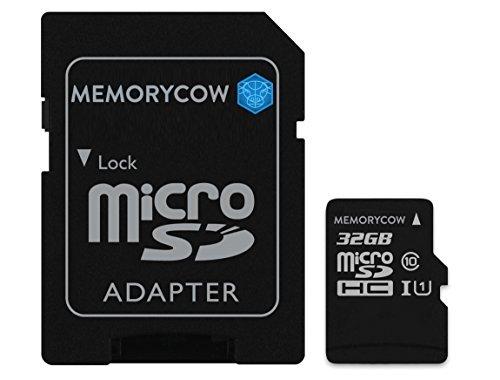 Kingston 32GB microSD HC Speicherkarte für Motorola Moto G 4G Dual SIM (2. Generation)