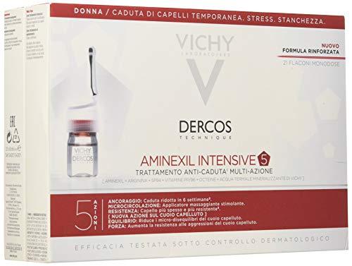 Vichy Dercos, Trattamento per la perdita dei capelli