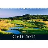 Golfkalender 2011: Deutschlands schönste Golfplätze