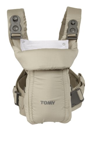 Tomy T1760 - The First Years Trust Tomy Babytrage Freestyle Classic, beige