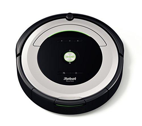 iRobot Roomba 680 Robot Aspirapolvere, Sistema di Pulizia ad Alte Prestazioni con...
