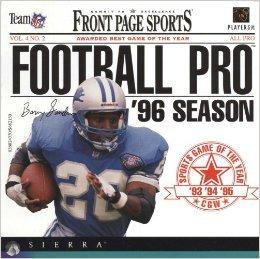 Football Pro 96 Season