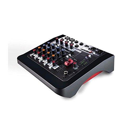 Allen & Heath ZEDi-8 Hybrid Mixer und Interface (2x2-USB-Interface mit 24 Bit und 96 kHz, inklusive Cubase LE, integrierter DI-Impendanzwandler, mit neuem GSPre Preamp, mit 2-Band-EQ, Phantomspeisung)