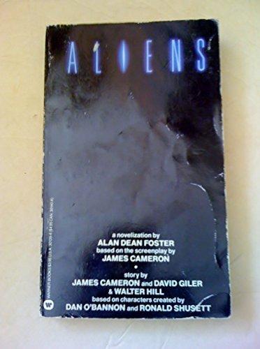 Portada del libro Aliens by Alan Dean Foster (1986-06-05)