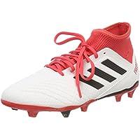 Adidas Predator 18.3 FG, Chaussures de Football Homme