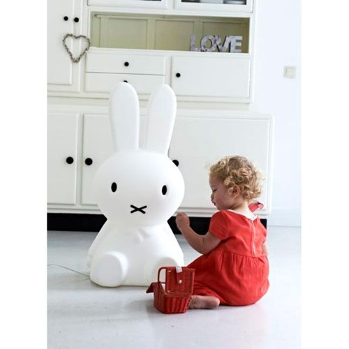 Lampe à LED lapin Miffy XL - Mr Maria