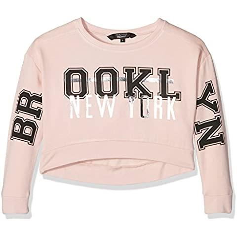 New Look 915 Brooklyn Chest Foil, Sudadera Para Niños