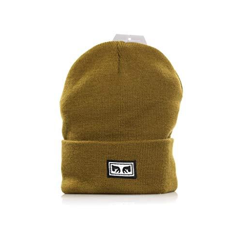 Imagen de obey  sombrero de invierno icon eyes beanie marrón claro