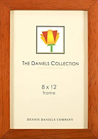 Dennis Daniels Gallery Woods Picture Frame, 8 x 12 Inches, Cherry Finish
