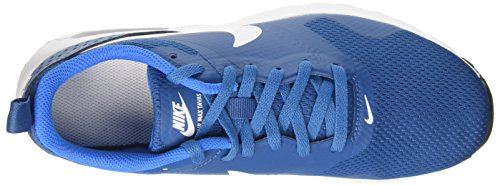 Nike Air Max Tavas Gs, Sneaker Unisex – Bambini Blu (Industrial Blue/white-photo Blue-black)