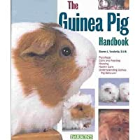 The Guinea Pig Handbook by Barrons Educational Series Inc