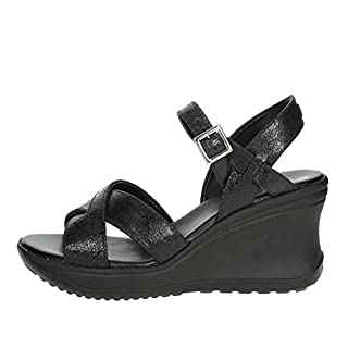Agile By Rucoline 1871(39-A) Sandal Women Black 37