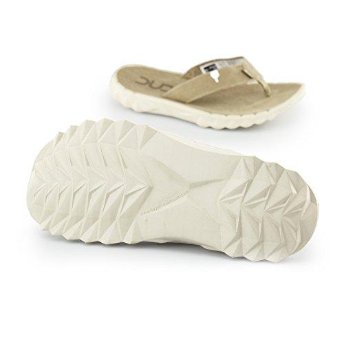 Dude Shoes , Tongs pour homme beige beige Beige