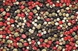 OLD INDIA Mixed Pepper Corns - Grade A Premium Quality - 100g [Misc.]