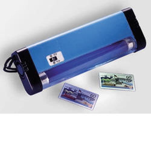 Preisvergleich Produktbild Ultraviolett-Handlampe, zur Fluoreszenz-Bestimmung, 4 Watt