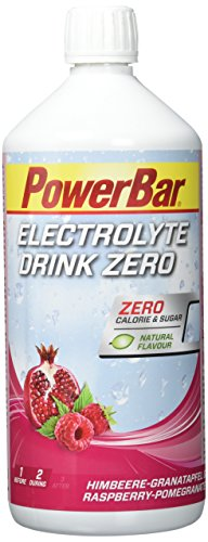 PowerBar Electrolyte Drink Himbeere-Granatapfel, 1er Pack (1 x 1 l)