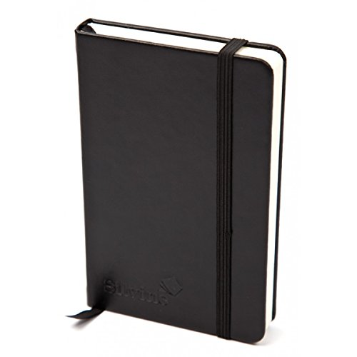 Notebook A5 Executive Black & Pen, used for sale  Delivered anywhere in UK