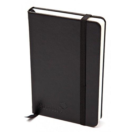 Notebook A5 Executive Black & Pen