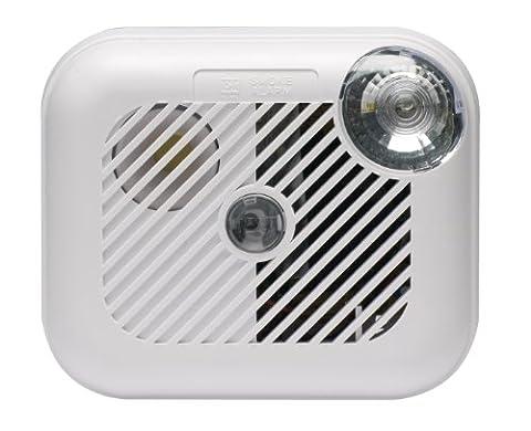 Ei Electronics Battery Smoke Alarm with Automatic Ultra Bright Escape