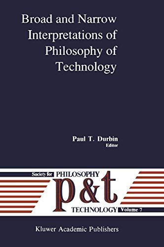 Philosophie der Technologie