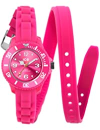 Ice-Watch Damen-Armbanduhr Ice-Twist Mini pink TW.PK.M.S.12