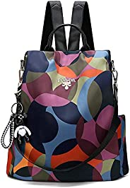 Backpack Women Oxford Multifuction Bagpack Casual Anti Theft Backpack for Teenager Girls Schoolbag 2019 Sac A