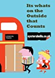 Banksy Style Pulp fiction Porte-cartes Oyster Pulp Fiction