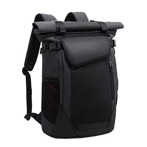 Einfach zu laden Anti-Diebstahl-Speicher große Kapazität Männer USB-Rucksack, Rucksack lässig Sport Reisetasche Studententasche Mode Computer Tasche, College Wind Rucksack wasserdichte Outdoor-Rucksac