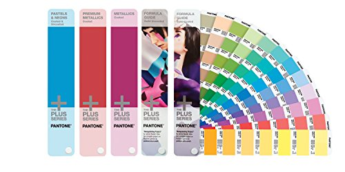 PANTONE PLUS GP1605N Solid Guide Set [Set aus fünf Fächern]