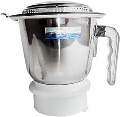 Sujata Grinder Jar for Sujata Motor, Large