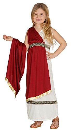 Tag Römisch Kostüm - Fiestas Guirca Römisches Mädchen Matrone Kostüm