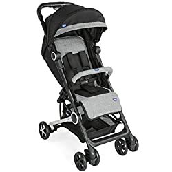 Chicco Miinimo2 Silla de paseo ultracompacta y ligera, solo 6 kg, color negro (Black Night)