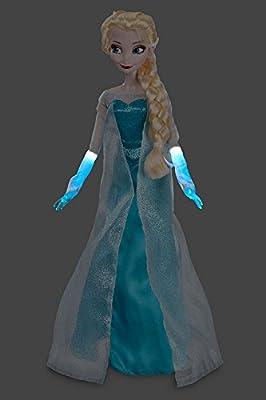 Disney Store - Muñeca que canta Elsa de Frozen (V.O. en inglés) por Disney