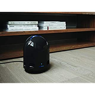 Air Free P150 Air Purifier, Black