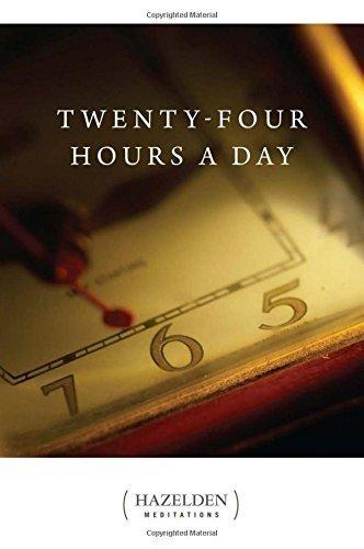Twenty-Four Hours a Day (Hazelden Meditations) by Hazelden (1993-03-01)