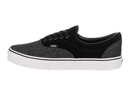 Vans Herren Era Sneakers Schwarz