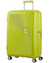 AMERICAN TOURISTER Soundbox - Spinner 77/28 Expandable Equipaje de mano, 77 cm, 97 liters, Verde (Tropical Lime)