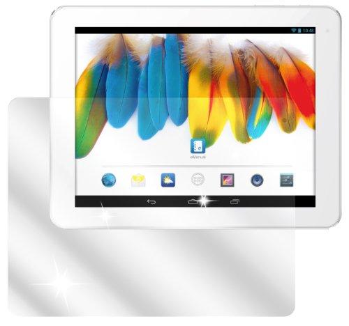 dipos I 2x Schutzfolie klar kompatibel mit Odys Iron Folie Bildschirmschutzfolie