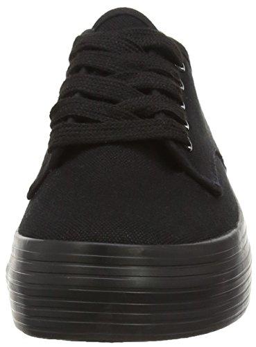 Another Pair of Shoes Tiara E, Baskets Basses Femme Noir (black01)