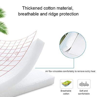 Womdee - Tumbona para bebé, Nido Transpirable para recién Nacido, Funda extraíble con algodón orgánico Supersuave, Idea para recién Nacidos para Cosleeping