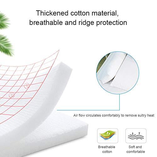 Imagen para Womdee - Tumbona para bebé, Nido Transpirable para recién Nacido, Funda extraíble con algodón orgánico Supersuave, Idea para recién Nacidos para Cosleeping