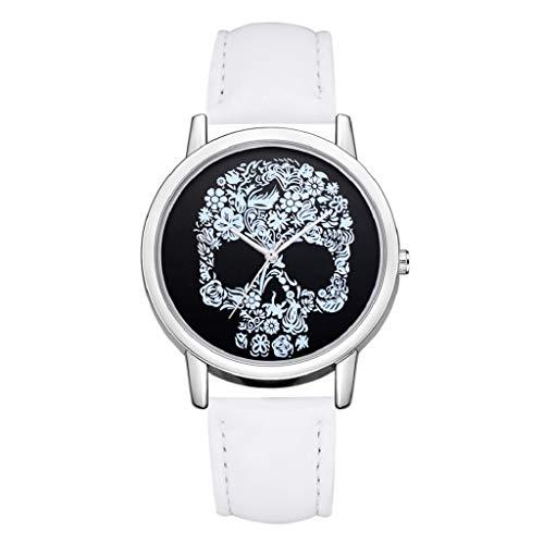 VJGOAL Unisex Uhren, Damen und Herren Ultradünne Armbanduhr Mode Trend Cool Quarzuhr Watch Karneval Geschenk - Armband Bademode