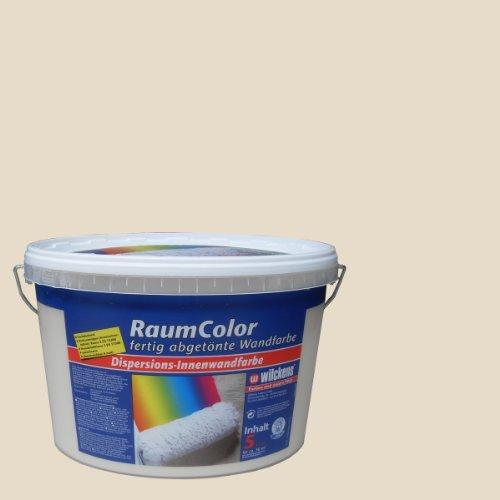 Wilckens Raumcolor 5l, Farbton:Edelbraun