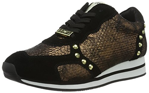 LIU JO Shoes - Sneaker S66069 P0261 - bronze, Dimensione:EUR 40