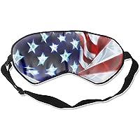 Schlafmaske, Augenbinde, super glatte Augenmaske, USA-Flagge, Augenschutz für Damen und Herren, bequem, tiefe... preisvergleich bei billige-tabletten.eu
